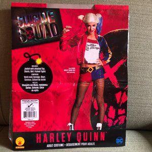Harley Quinn Suicide Squad Costume